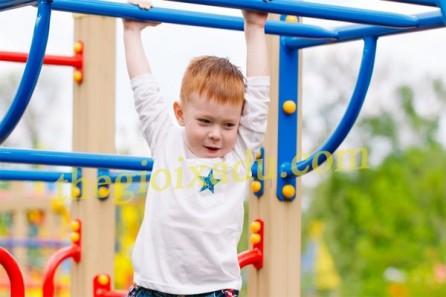 Các bài tập vận động mầm non giúp trẻ nâng cao thể lực, phát triển chiều cao