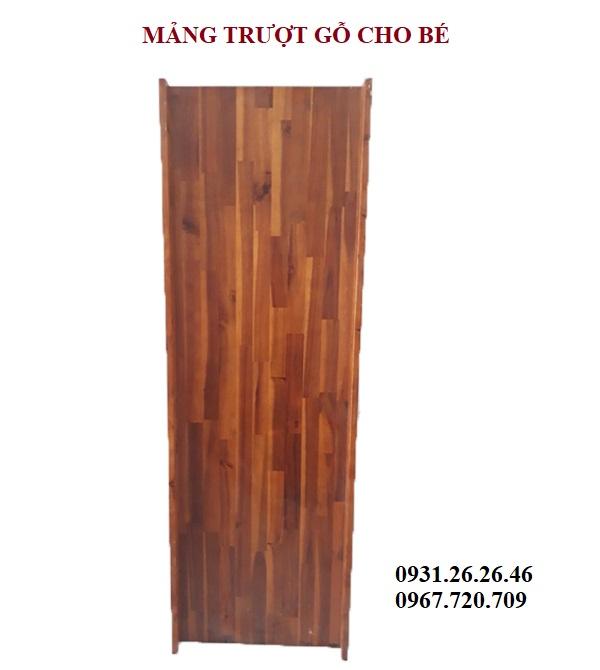 Mảng trượt gỗ 1m5